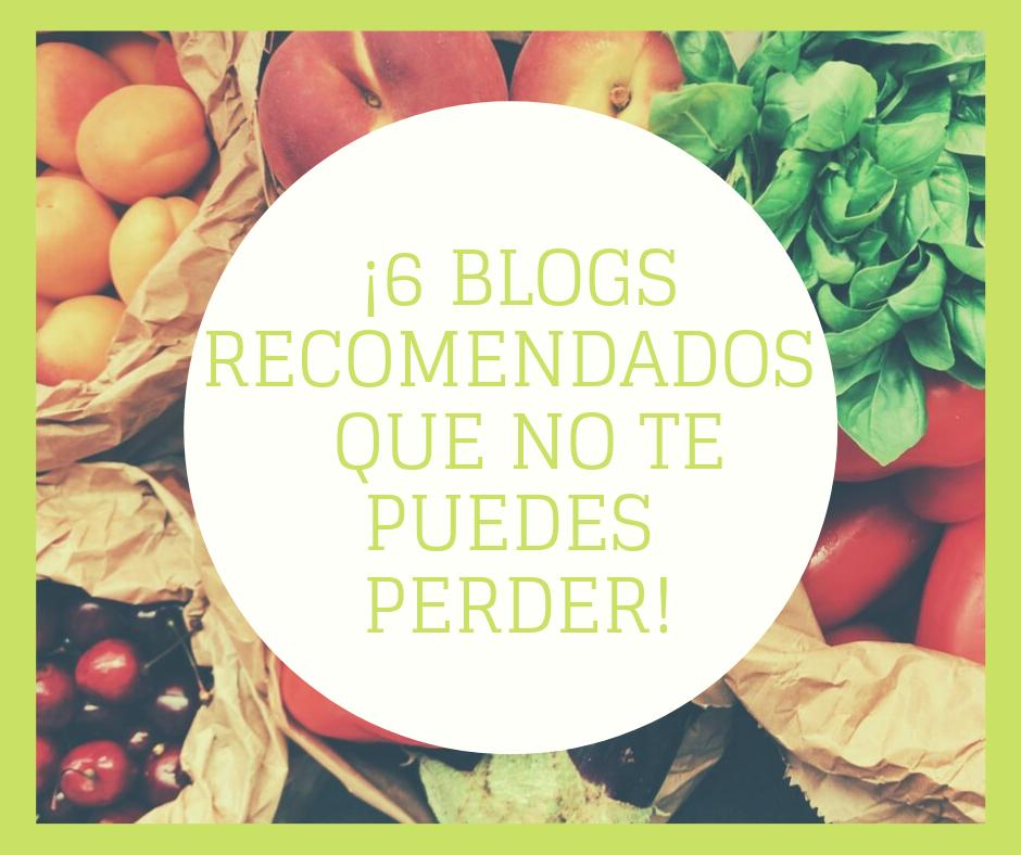 ¡6 blogs sobre agricultura !
